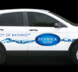 CRV Vehicle Wrap