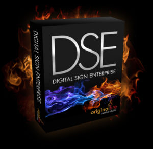 Digital Sign Enterprise Software